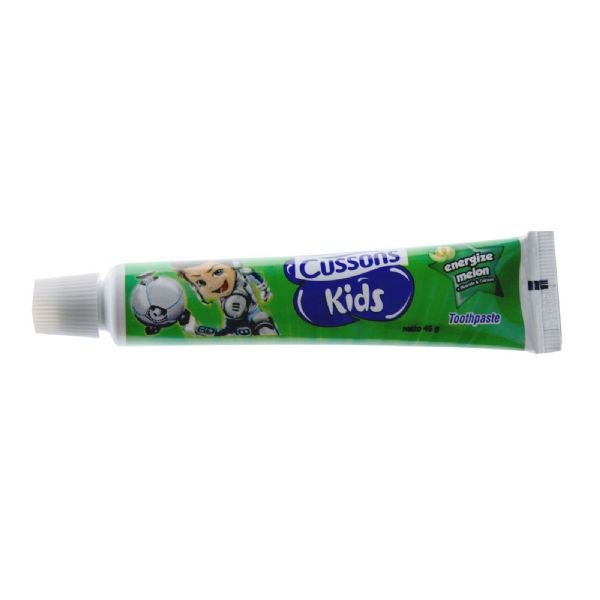 Cussons Kids Toothpaste Energize Melon 45g